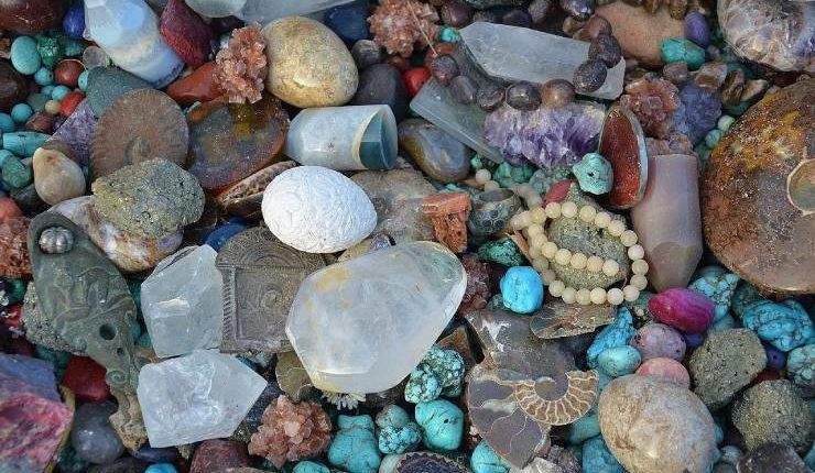 أنواع الأحجار الكريمة و أسعارها