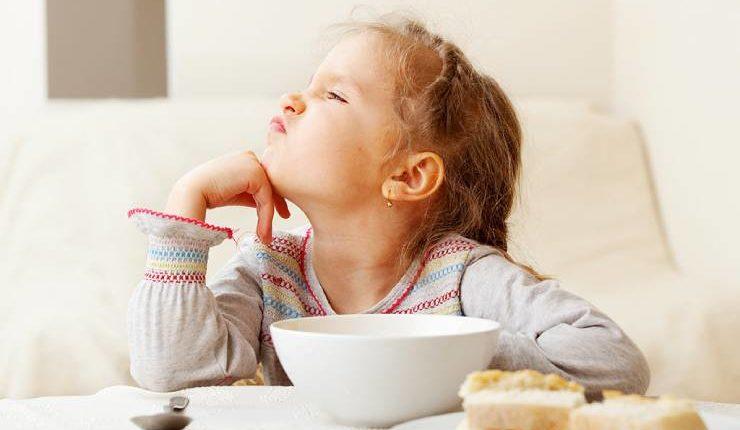 فقدان الشهية عند الأطفال