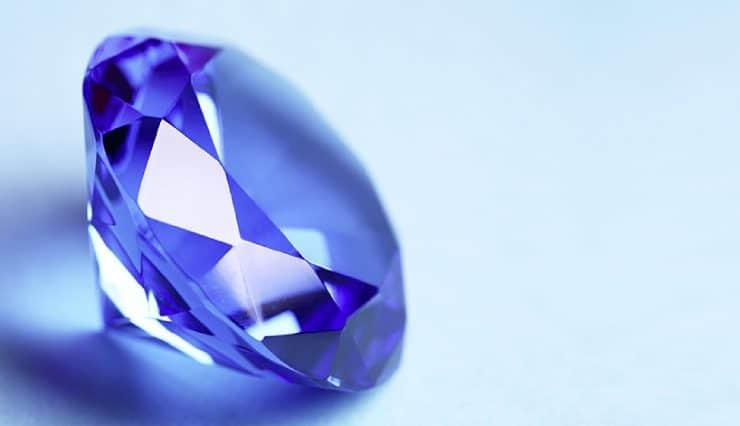 معلومات عن حجر الزفير أو الياقوت الأزرق