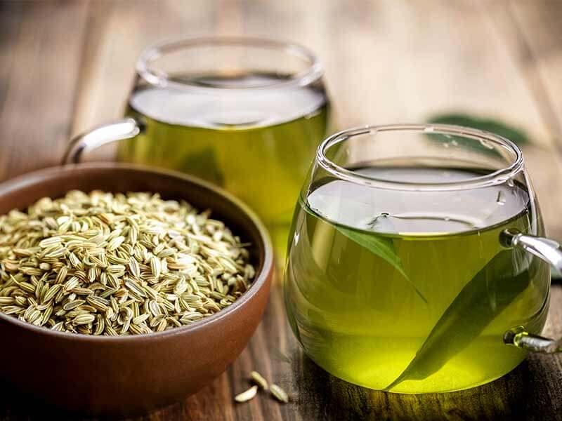 فوائد شاي الشمر