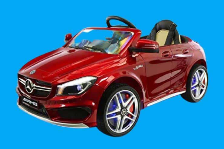 أنواع سيارات الأطفال الكهربائية ومميزاتها