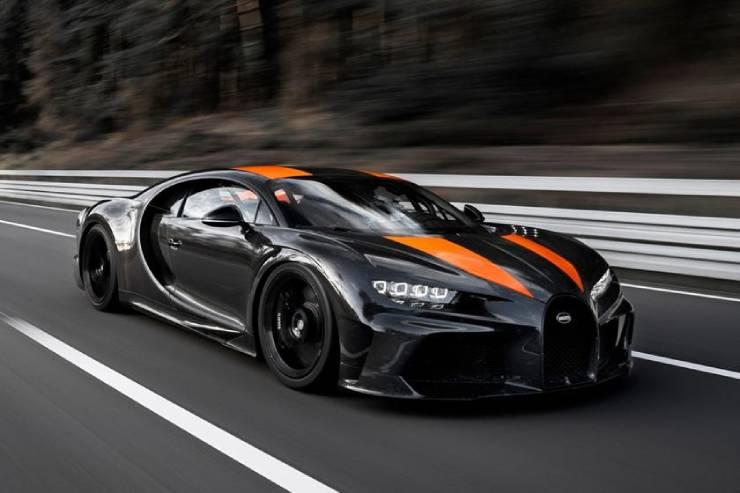 أسرع سيارة في العالم 2021