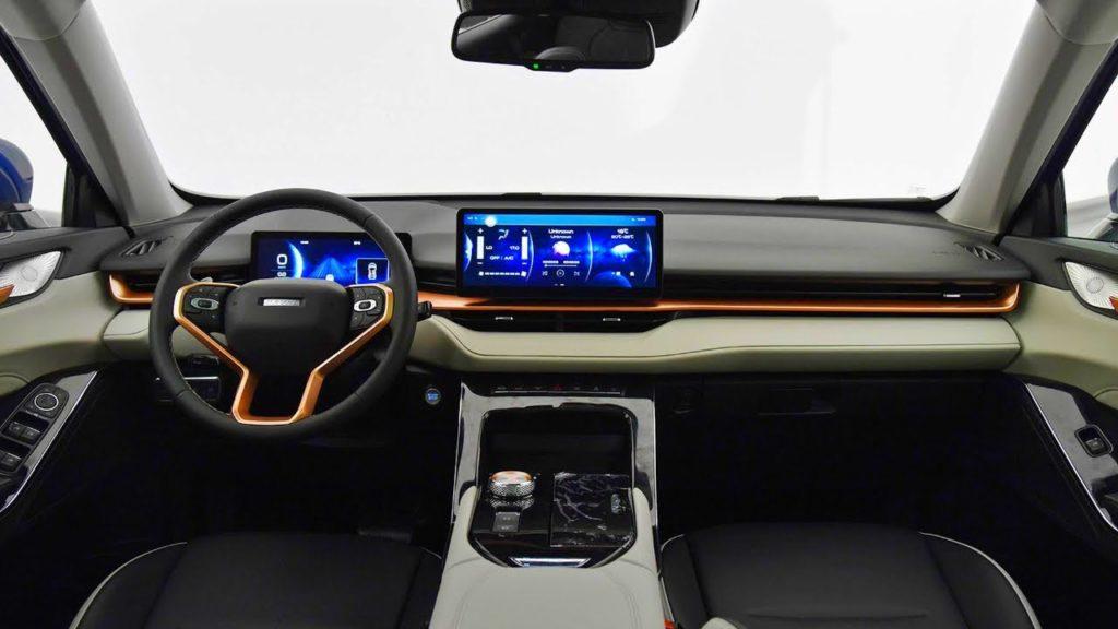 سيارة هافال 2021 الشكل الجديد