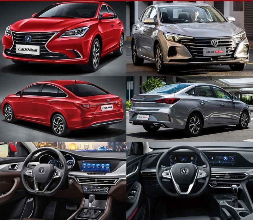 مواصفات وعيوب سيارات شانجان ايدو 2021