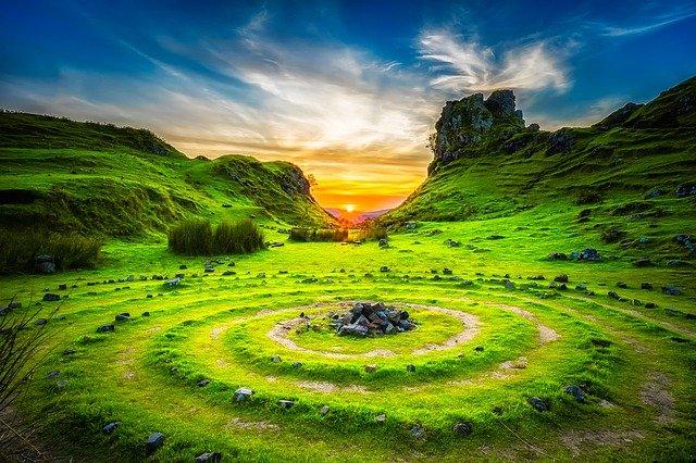 أجمل المناظر الطبيعية في الكون