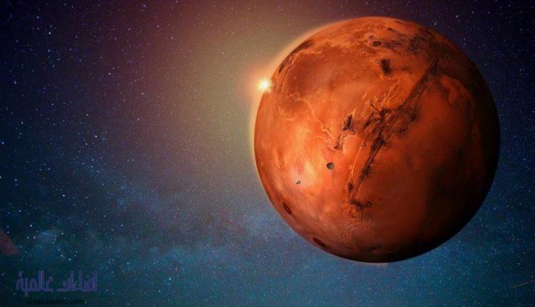 ماذا يوجد في كوكب المريخ