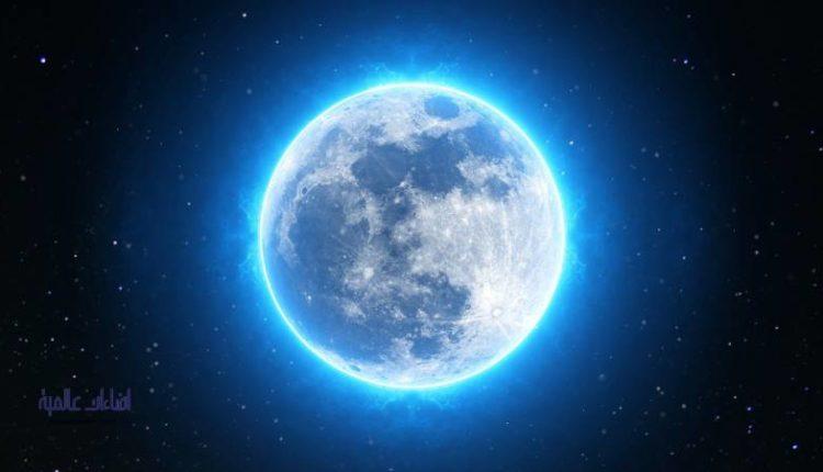 معلومات غريبة عن القمر