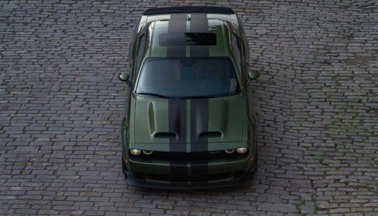 مواصفات سيارة دودج تشالنجر SRT هيلكات 2021