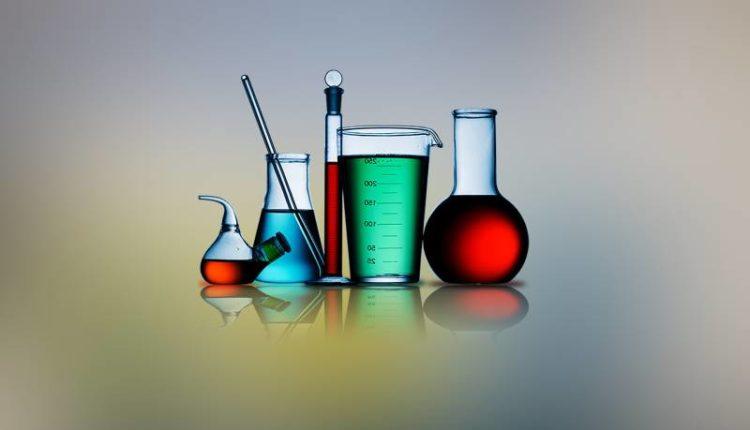 انواع التفاعلات الكيميائية