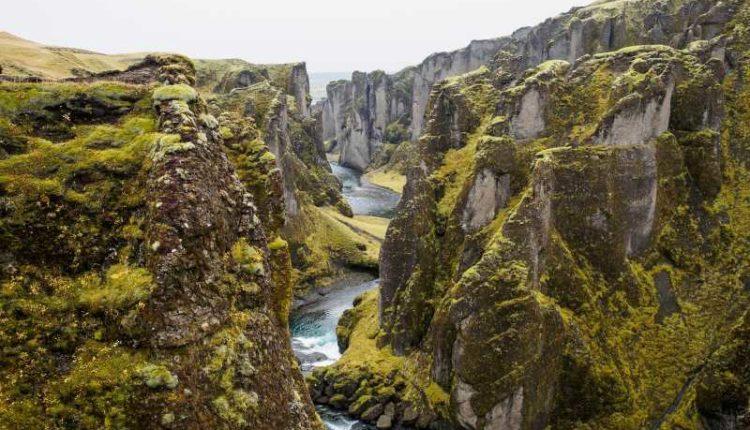 تعريف البنية الجيولوجية