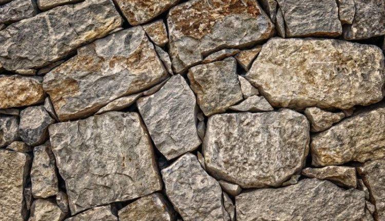 أنواع صخور القشرة الأرضية