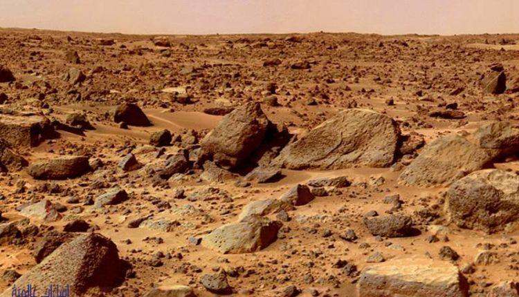 كوكب المريخ من الداخل
