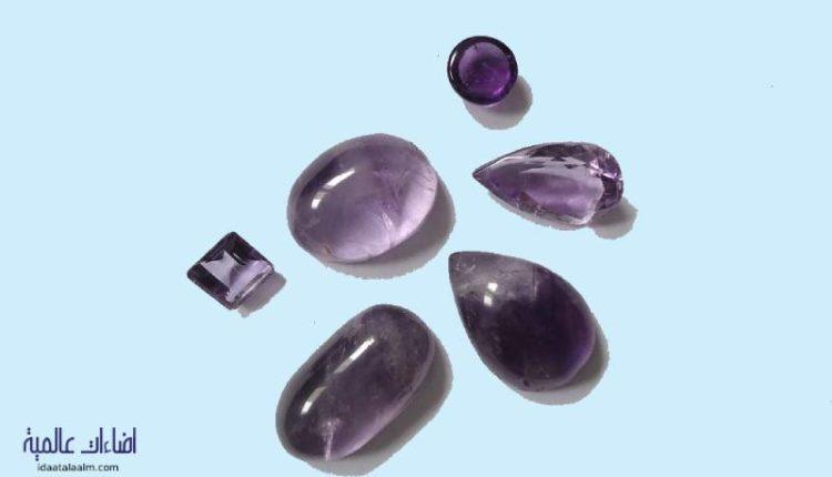 كيف تعرف الحجر الكريم الأصلي من التقليد