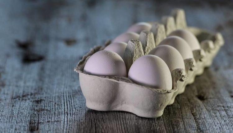 البيض المسلوق وجرثومة المعدة