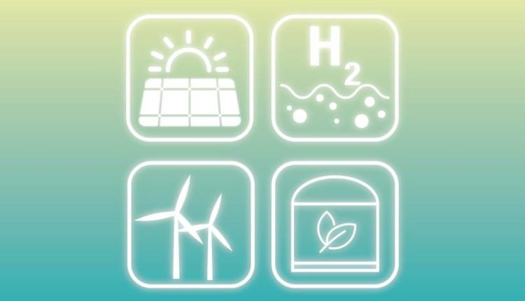فوائد الهيدروجين الأخضر