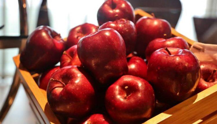 التفاح الامريكي